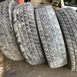 385/95R25 Michelin X Crane                               xxx                            Inflatable