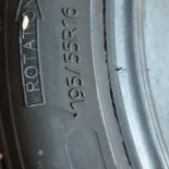 195/55R16 Michelin                                91                              H                   Passenger car