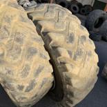 15.5R25 Michelin XTLA                               x                            Inflatable