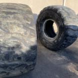 750/65R25 Bridgestone VLT                               xx                            Inflatable