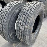385/95R24 Michelin X CRANE                               xxx                            Inflatable