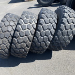 12.5R20 Michelin XZL                                      inflatable