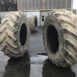 Agricultural 650/85R38 Michelin Mach X Bib                                  Driving wheel