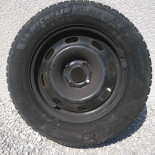 195/65R15 Michelin ALPIN 6                               91                              T                   Car wheel