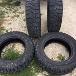 225/70R17 Kumho road venture                               110                              Q                   From - Utility