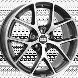 कार रिम - 7,5X17 BBS SR 5/112   ET45 CH82,0
