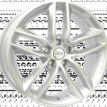 कार रिम - 8,0X18 BBS SX 5/112   ET35 CH82,0