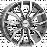 कार रिम - 8,0X18 MONACO WHEELS GP5 5/120   ET42 CH72,6