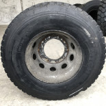 Wheel 315/80R22.5 Michelin XDE2                           154                              M                   Heavyweight wheel