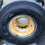 Wheel 1500R24 Michelin X lisse                                  Industrial gear wheel